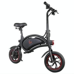 [EU-opslagplaats] KUGOO Kirin B1 250W Smart Dolphin Shape Design Opvouwbare bromfiets elektrische fiets e-scooter