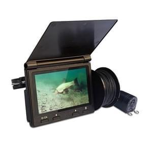 X6 HD Night Vision Waterproof Visual Fish Finder (Zwart)