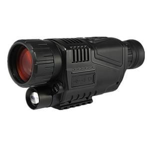Professionele digitale infrarood nacht visie USB opladen monoculaire telescoop