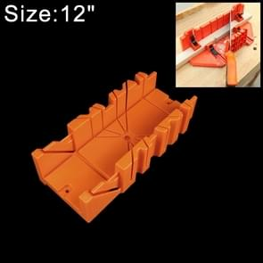 12 Inch Miter Saw Cabinets Multi-function Woodworking Hand Tools Home DIY Wood Working Hand Saws Clamped Box