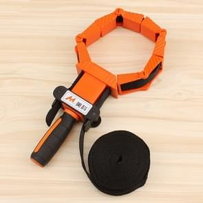 4 Meters of Pure Material Nylon Bandage Clip Multi-function Clip Clip Type Binding Multilateral Angle Woodworking Tool Clamp