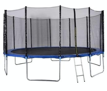 [US Warehouse] 14FT Circular Outdoor Activity Trampoline Bouncing Bed [US Warehouse] 14FT Circular Outdoor Activity Trampoline Bouncing Bed [US Warehouse] 14FT Circular Outdoor Activity Trampoline Bouncing Bed [US