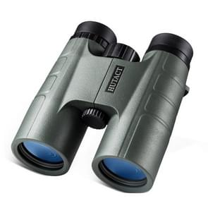HTK-82 10x42 Night Vision Waterproof Binoculars Telescope for Travelling(Green)
