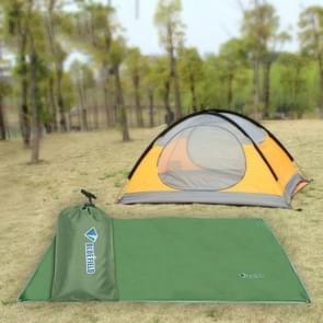 Buiten Oxford doek Camping Mat Tent deken Sun Pergola Shelter luifel picknick matras Camping kussen  M grootte: 180x220cm(Army Green)