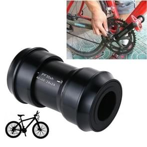 PF30 Press Fit Style Bottom Bracket Fits 68-73mm for SHIMANO, Prowheel, SRAM GXP Mountain Bike (Black)