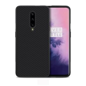NILLKIN Anti-slip Texture PC Case for OnePlus 7 Pro (Black)