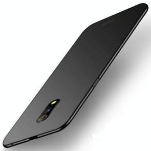 MOFI Frosted PC Ultra-thin Hard Case for OPPO Realme X(Black)