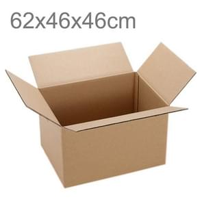 Shipping Packing Moving Kraft Paper Boxes, Size: 62x46x46cm, Custom Printing and Size are welcome