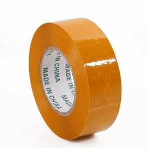 45mm Packing Tape and Wide Adhesive Tape , Length: 150m(Yellow)