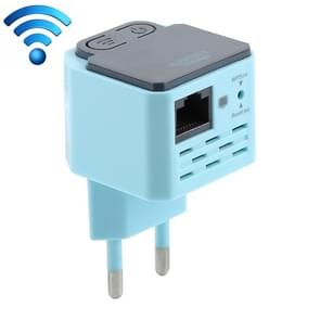 300Mbps Wireless WiFi Range AP / Repeater Signal Booster, EU Plug