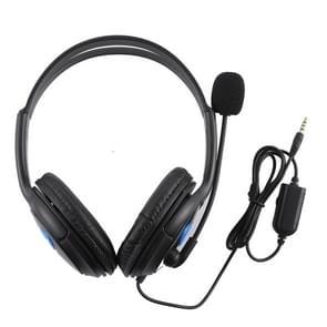 AMD-01 3 5 mm Plug Noise Reduction Stereo Surround bedraad Headset met microfoon voor Computer  PS4