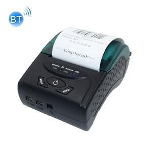 POS-5807 58mm Portable USB Port Thermal Bluetooth Ticket Printer, Max Supported Thermal Paper Size: 57x50mm