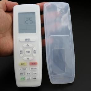 GREE Air Conditioning Long Design Remote Control Waterproof Dustproof Silicone Protective Cover