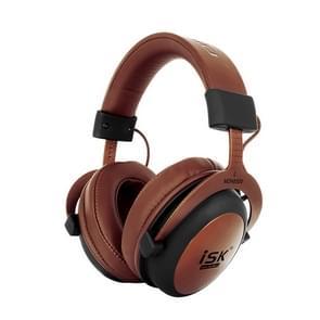 ISK MDH8500 volledig ingesloten dynamische stereo monitor bedrade headset Noise Cancelling Studio hoofdtelefoon