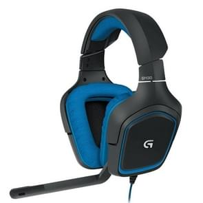 Logitech G430 Bedrade besturingselement Dolby 7.1 Surround Sound Competition Gaming-headset