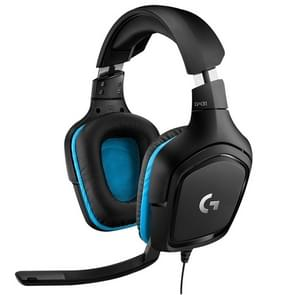 Logitech G431 Dolby 7.1 Surround Sound Stereo Folding Noise Reduction Competition Gaming Headset