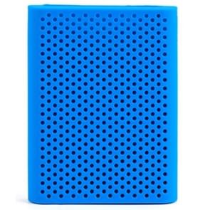 PT500 Scratch-resistant All-inclusive Portable Hard Drive Silicone Protective Case for Samsung Portable SSD T5, with Vents (Blue)