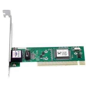 TXA001 DW-8139D RTL8139 10/100Mbps PCI Network Card Desktop Network Adapter voor computer-pc