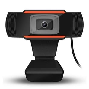 HD 720P draaibare computercamera USB Webcam PC Camera voor Skype / Android TV