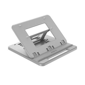 ORICO NSN-C1 Hollow Design Texture Surface Cooling Holder with 7-Level Adjustable Angle & Handle for Laptop, Tablet(Grey)