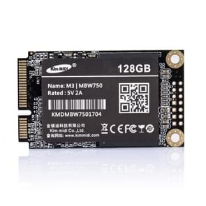 Kim MiDi  MBW750 3.8mm 1.8 inch mSATA Solid State Drive, Flash Architecture: MLC, Capacity: 128GB