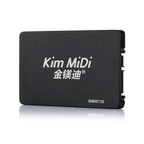 Kim MiDi  BMW730 7mm 2.5 inch SATA3 Solid State Drive, Flash Architecture: MLC, Capacity: 240GB