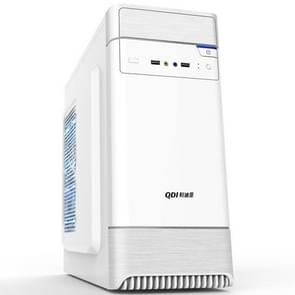 Xintianyi USB 2.0 Main Chassis 398x195x461mm M-ATX / ATX / Mini-ITX PC Desktop Computer Case (White)
