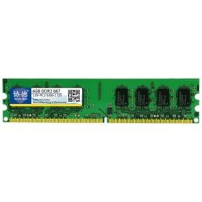 XIEDE X078 DDR2 667MHz 4GB General Full Compatibility Memory RAM Module for Laptop