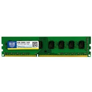 XIEDE X037 DDR3 1333MHz 4GB General AMD Special Strip Memory RAM Module for Desktop PC
