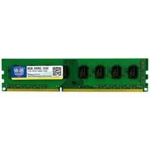 XIEDE X038 DDR3 1333MHz 8GB General AMD Special Strip Memory RAM Module for Desktop PC