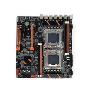 X79 Sever 2011 DDR3-desktopcomputer dual-way moederbord  ondersteuning E5-2660 2680V2