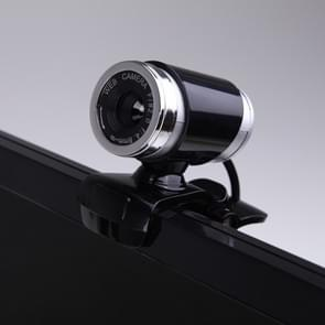 HXSJ A860 30fps 12 Megapixel 480P HD webcam voor desktop/laptop  met 10m geluid absorberende microfoon  lengte: 1.4 m (zwart)