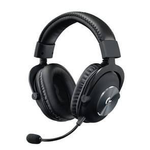 Logitech G PRO X USB Wired 7.1 Surround Gaming Headset Micphone