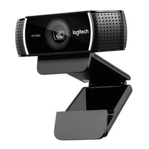 Logitech C922 HD 1080P AutoFocus Webcam met 2 omnidirectionele microfoons