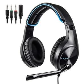 SADES Letton L6 3.5mm Gaming Headset Wired Headphone with Audio Adapter Cable for PS4, PC, Laptop, Mobile Phones