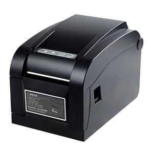 Xprinter XP-350B USB Port Thermal Automatic Calibration Barcode Printer