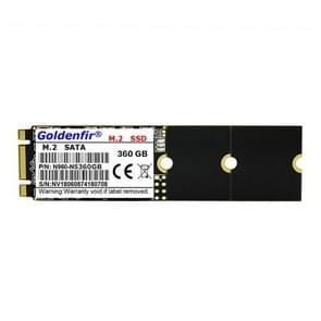 Goldenfir 1.8 inch NGFF Solid State Drive, Flash Architecture: TLC, Capacity: 360GB