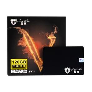 JingHai SV Series 2 5 inch SATA III Solid State Drive  Flash Architecture: TLC  Capaciteit: 120GB