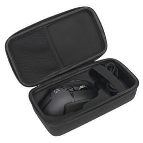 EVA Mouse Storage Bag Multi-function Digital Storage Bag for Logitech G502 Mouse(Black)