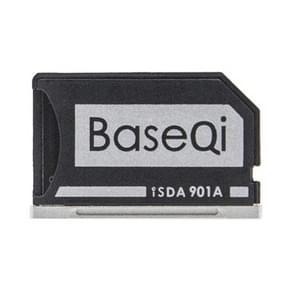 BASEQI verborgen aluminium legering SD-kaart geval voor Lenovo Flex4-14 laptop