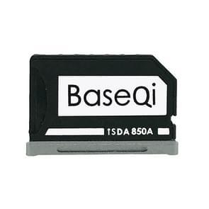 BASEQI verborgen aluminium legering SD-kaart geval voor Xiaomi Pro 15 6 inch MX150 laptop