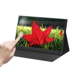 15 6 inch 1080P 178 graden groothoek HD Portable Touch IPS LED-beeldscherm