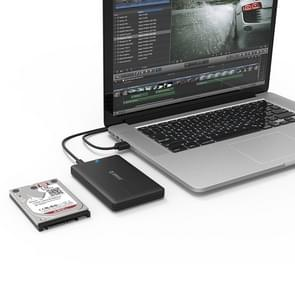 ORICO 2578C3-G2 4TB SSD 2.5 inch USB3.1 Gen2 USB-C / Type-C Interface ABS Hard Drive Enclosure