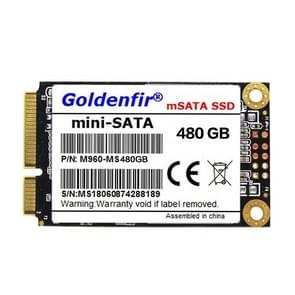 Goldenfir 1.8 inch Mini SATA Solid State Drive, Flash Architecture: TLC, Capacity: 480GB