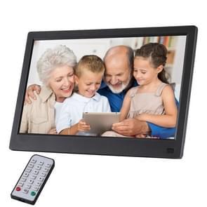 11 6 inch FHD LED Display Digitale fotolijstjes met houder & Remote Control afstandsbediening   MSTAR V56 Program  ondersteuning voor USB / SD Card Input (zwart)