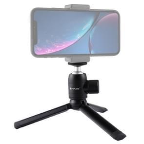 PULUZ Mini Pocket Metal Desktop statief mount + mini metalen bal hoofd met 1/4 inch schroef voor DSLR & digitale camera's