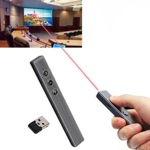 PR-20 draadloze Presenter PowerPoint PPT Clicker presentatie afstandsbediening Pen laseraanwijzer Flip Pen met Air muis functie