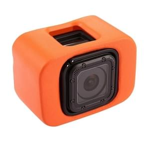 PULUZ Floaty hoes met achterdeur voor GoPro HERO 5 sessie /4 Session(Orange)