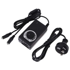 PULUZ Constant Current LED Power Supply Power Adapter for 40cm Studio Tent, AC 110-240V to DC 12V 2A (AU Plug)