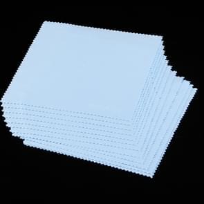 50 stuks PULUZ zachte reiniging kleding voor GoPro HERO 5 /4 sessie /4 /3+/3 /2 /1 LCD-scherm  Tablet PC / mobiele telefoon scherm  TV-scherm  bril  spiegel  Monitor  cameralens